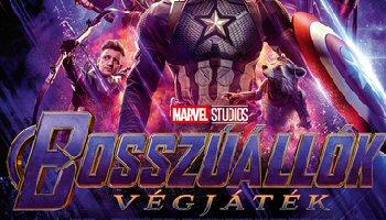 Bosszúállók: Végjáték (Avengers: Endgame)