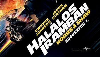 Halálos iramban: Hobbs & Shaw (Fast & Furious: Hobbs & Shaw)