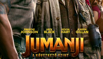 Jumanji – A következő szint (Jumanji: The Next Level)